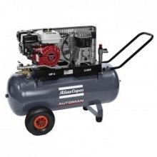 10 BAR - 200 L - 330 L/MIN Atlas Copco Automan AC 55 E 200 Petrol